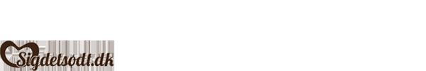 Sigdetsødt.dk - slik med eget logo private label